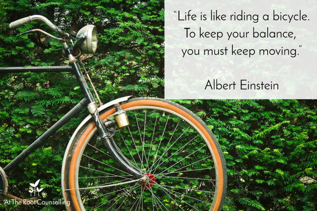 Seeds of Thought: Quotes on Life | At The Root Counselling_Albert Einstein
