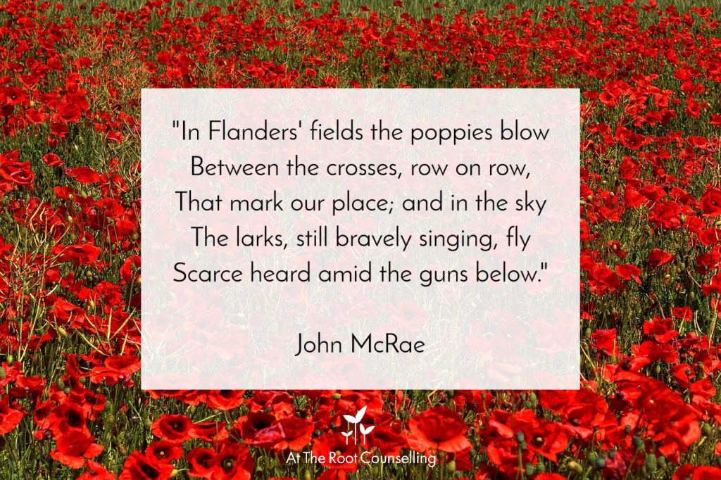 Seeds of Thought: Quotes on Life | At The Root Counselling_John McRae