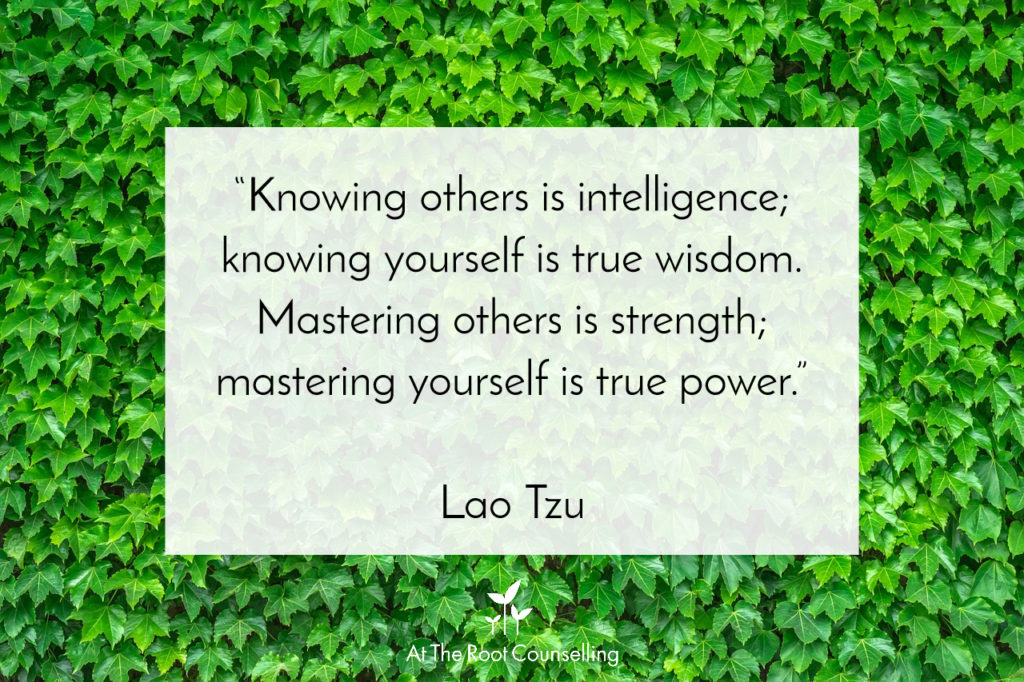 Seeds of Thought: Quotes on Spirituality | At The Root Counselling_Lao Tzu 2